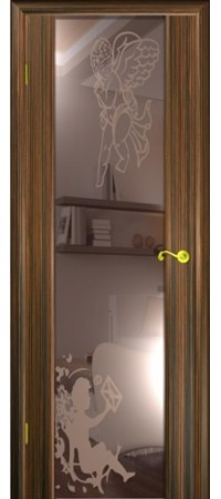 "Гром 3 зеркало триплекс ""Ангел"""