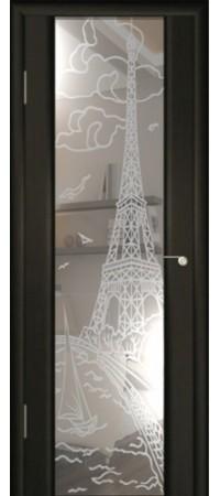 """Гром 3 зеркало триплекс """"Париж"""""""