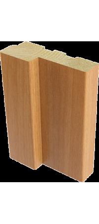 Коробочный брус Ламинированный 2070*70*26